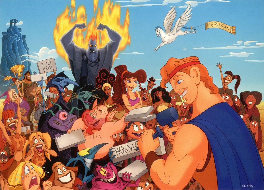 Hercules Film Disney