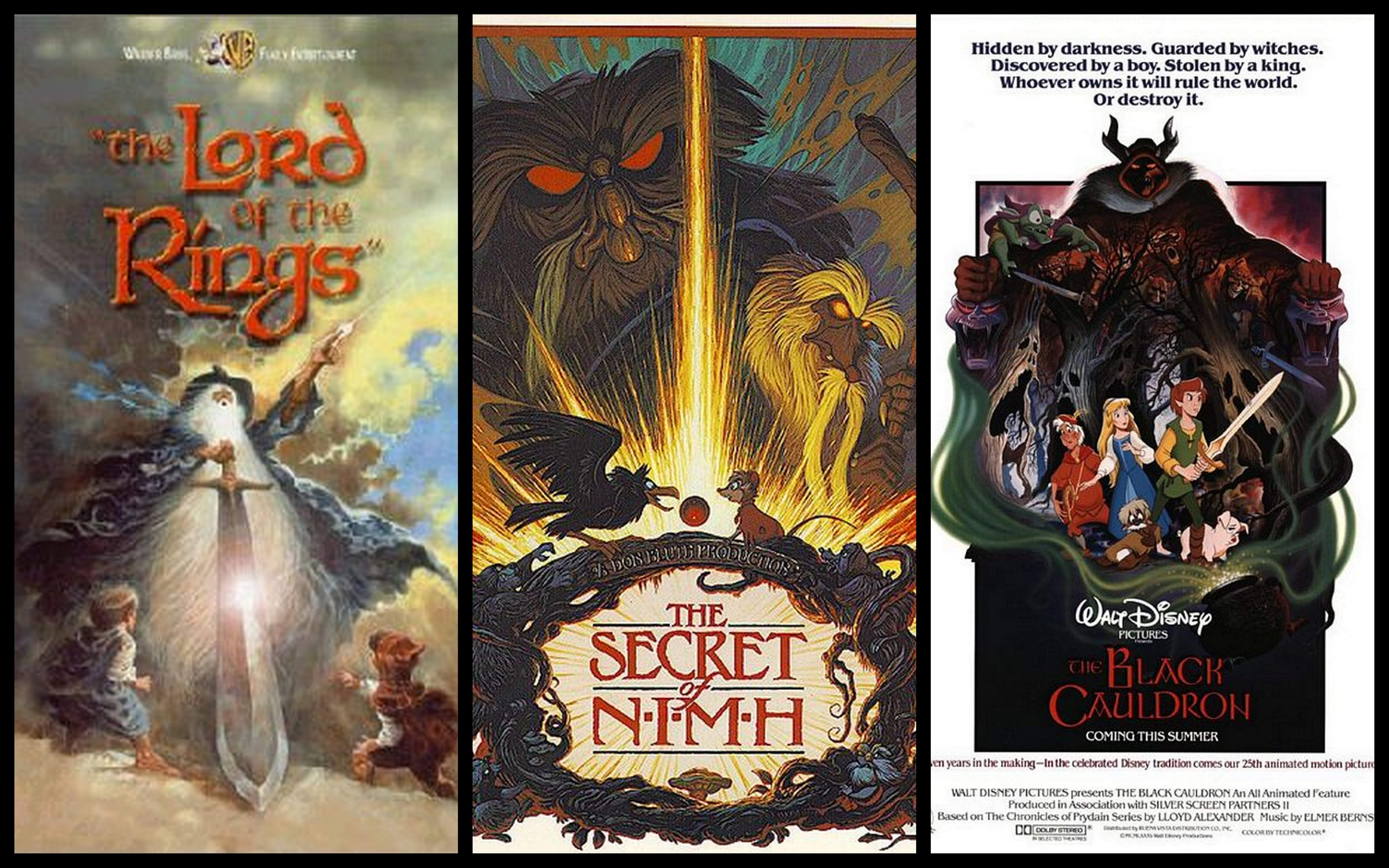 the black cauldron � reviewing all 56 disney animated