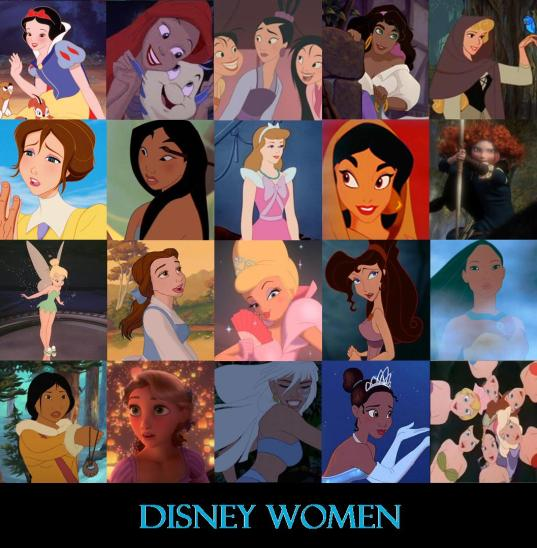 disney_women_by_nuts4books9-d3j5stn