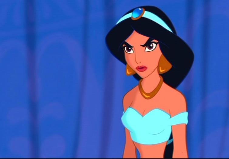 alladin and jasmine