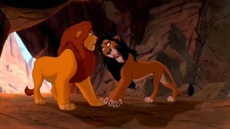 mufasa and scar