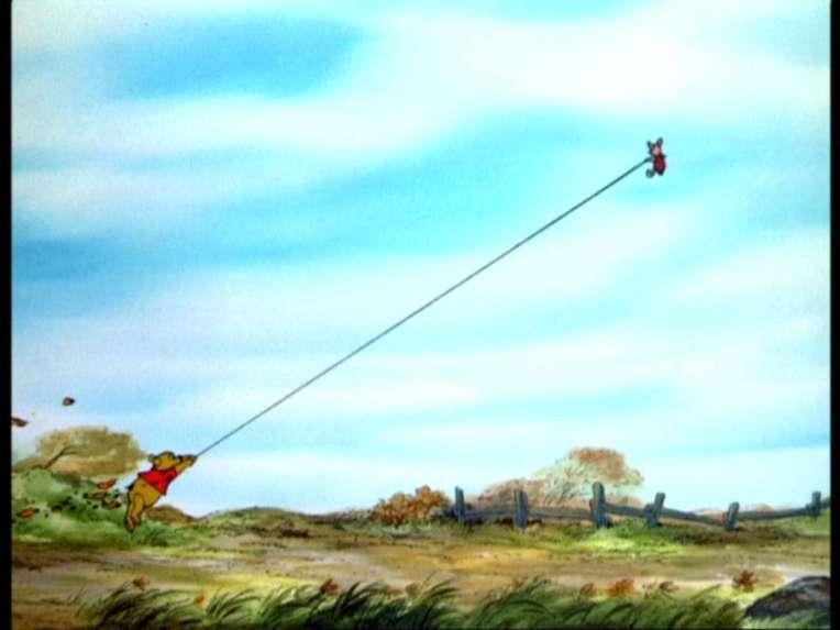 piglet kite
