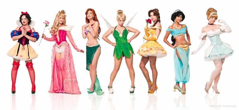 sexy princesses