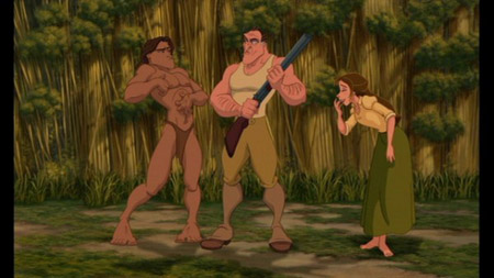 tarzan-jane-green-skirt
