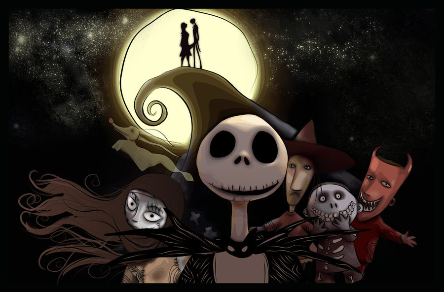 all the nightmare before - photo #24