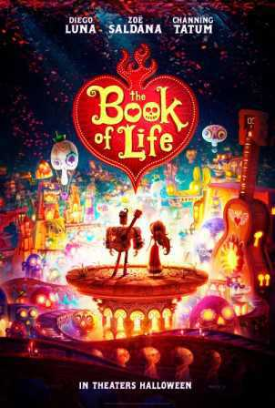 Is the book of life disney