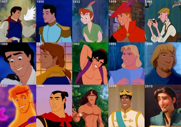 Disney-Princes-Leading-Men-Over-the-Years-disney-princess-31378343-800-561