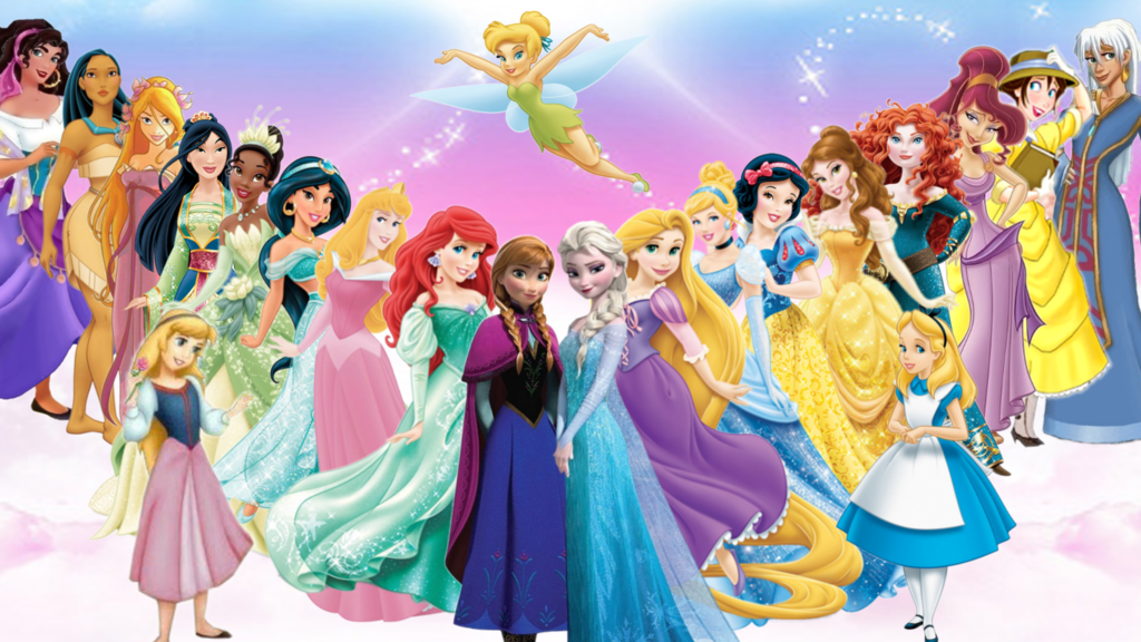 ranking the disney women reviewing all 56 disney animated films and more. Black Bedroom Furniture Sets. Home Design Ideas