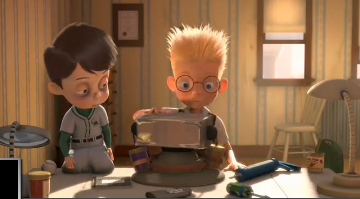 meet the robinsons cast list