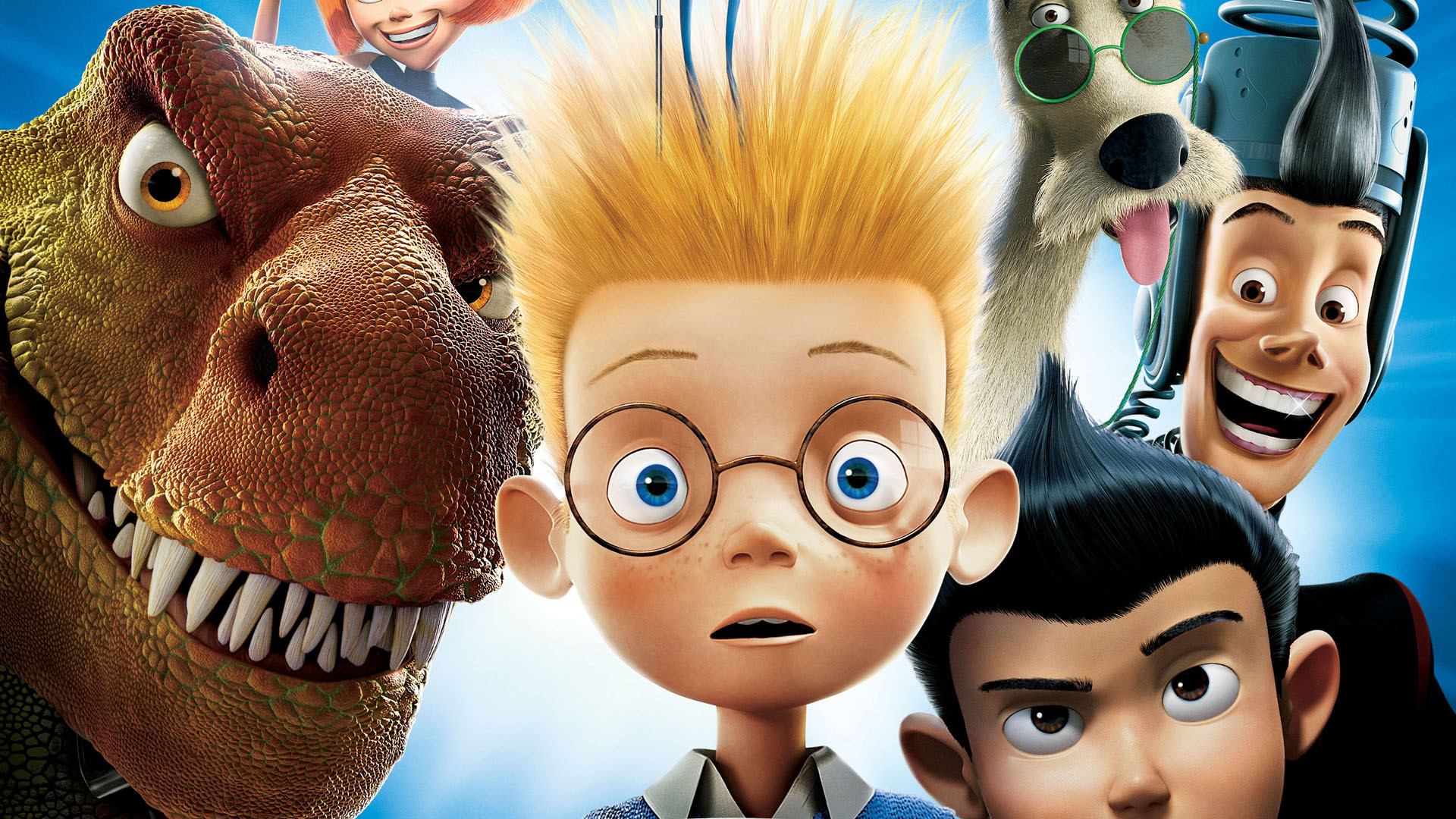 meet the robinsons lewis meets his mom hates