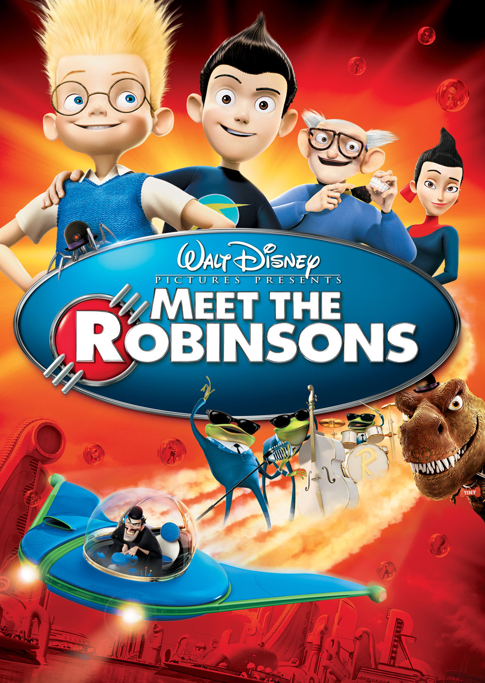 movie 47 meet the robinsons � reviewing all 56 disney