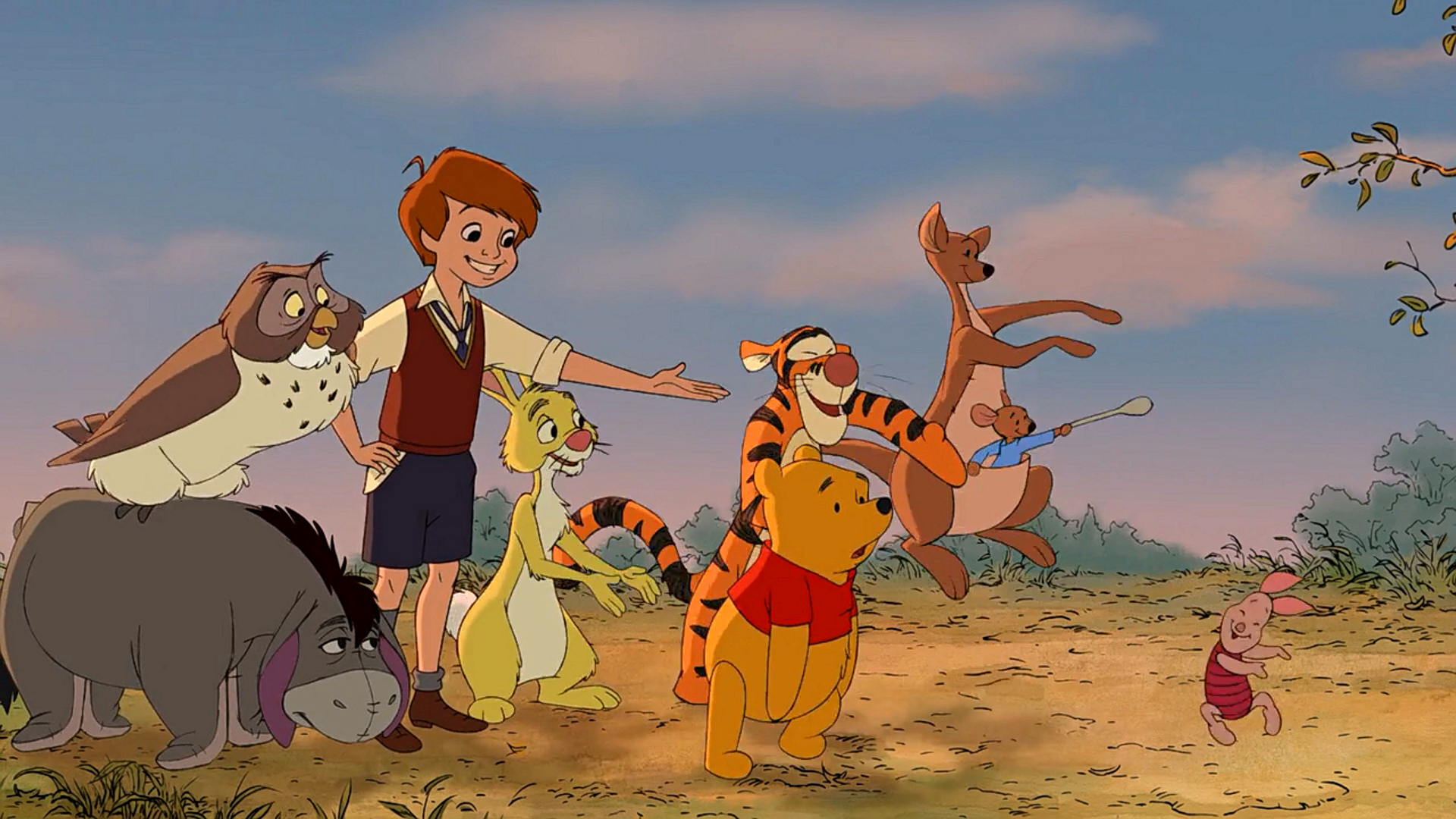 Movie 51 Winnie the Pooh  Reviewing All 56 Disney Animated Films