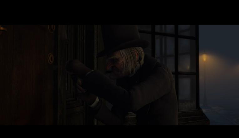 sinner scrooge