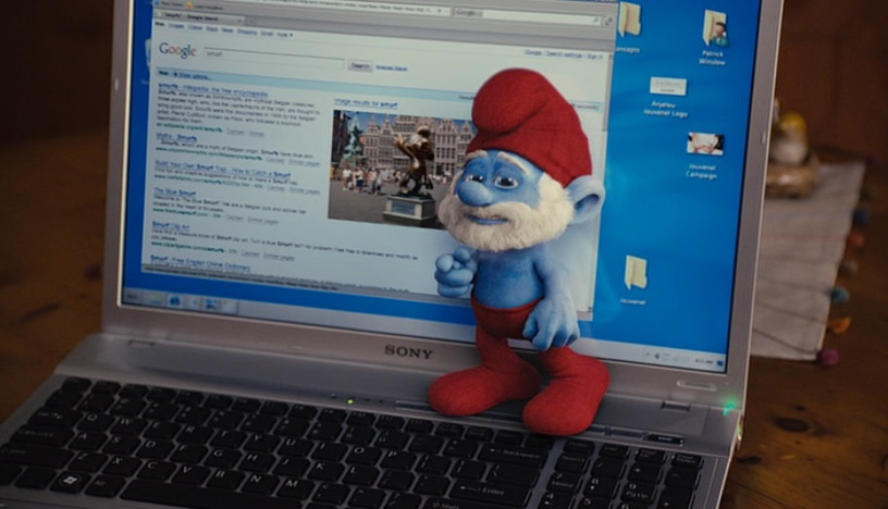 smurfs christmas carol 720p film