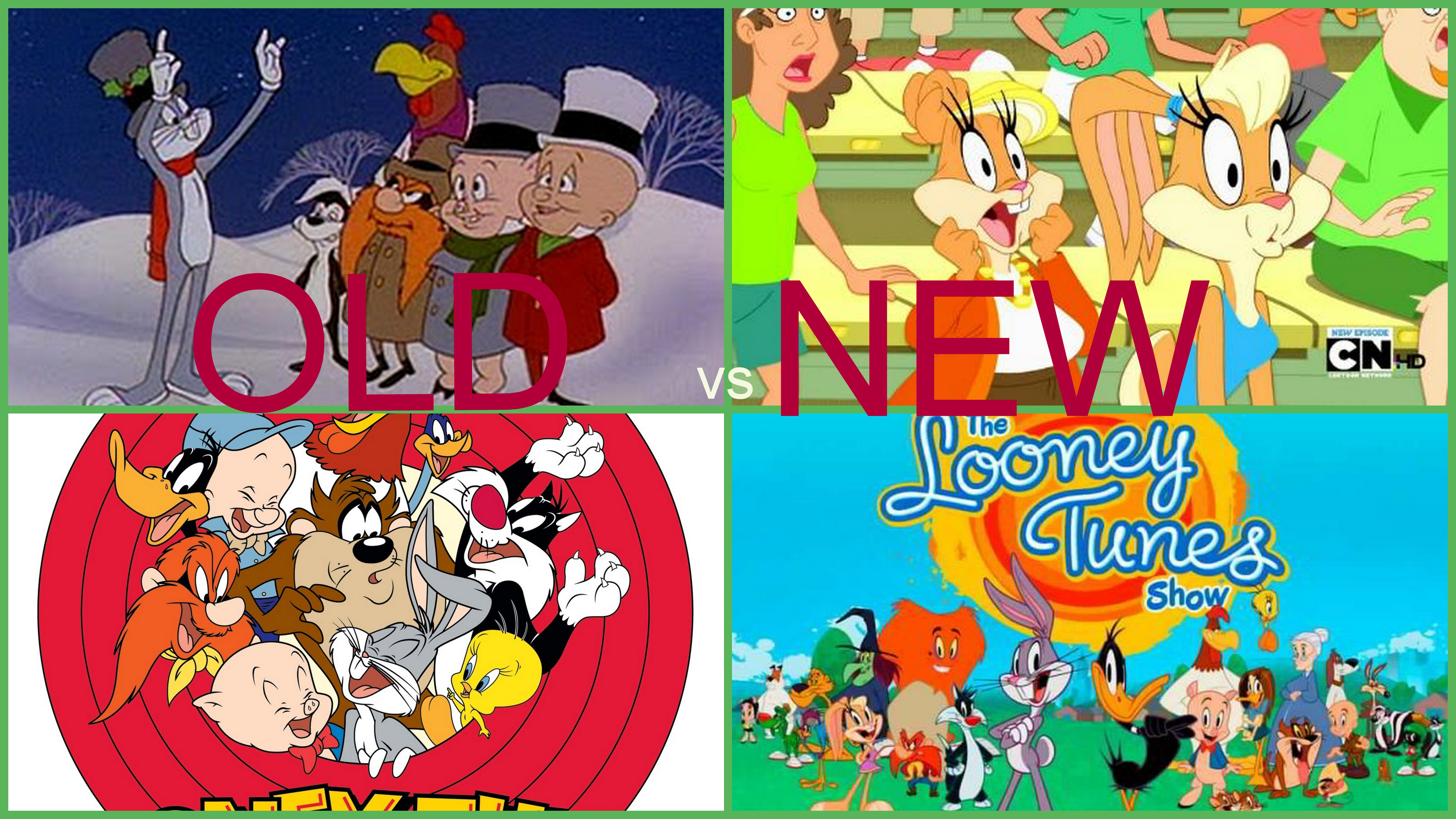 Scrooge 26: Looney Tunes Then and Now – Reviewing All 56 Disney ...