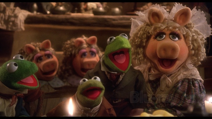 cratchits muppets