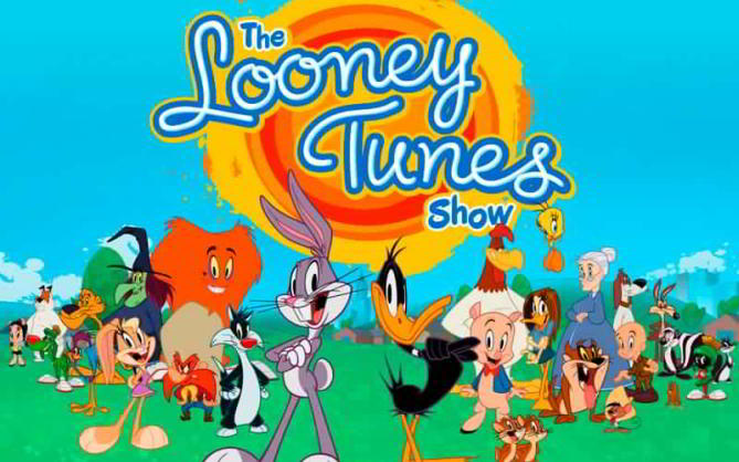 Looney-tunes new