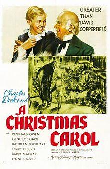 A Christmas Carol Reginald Owen