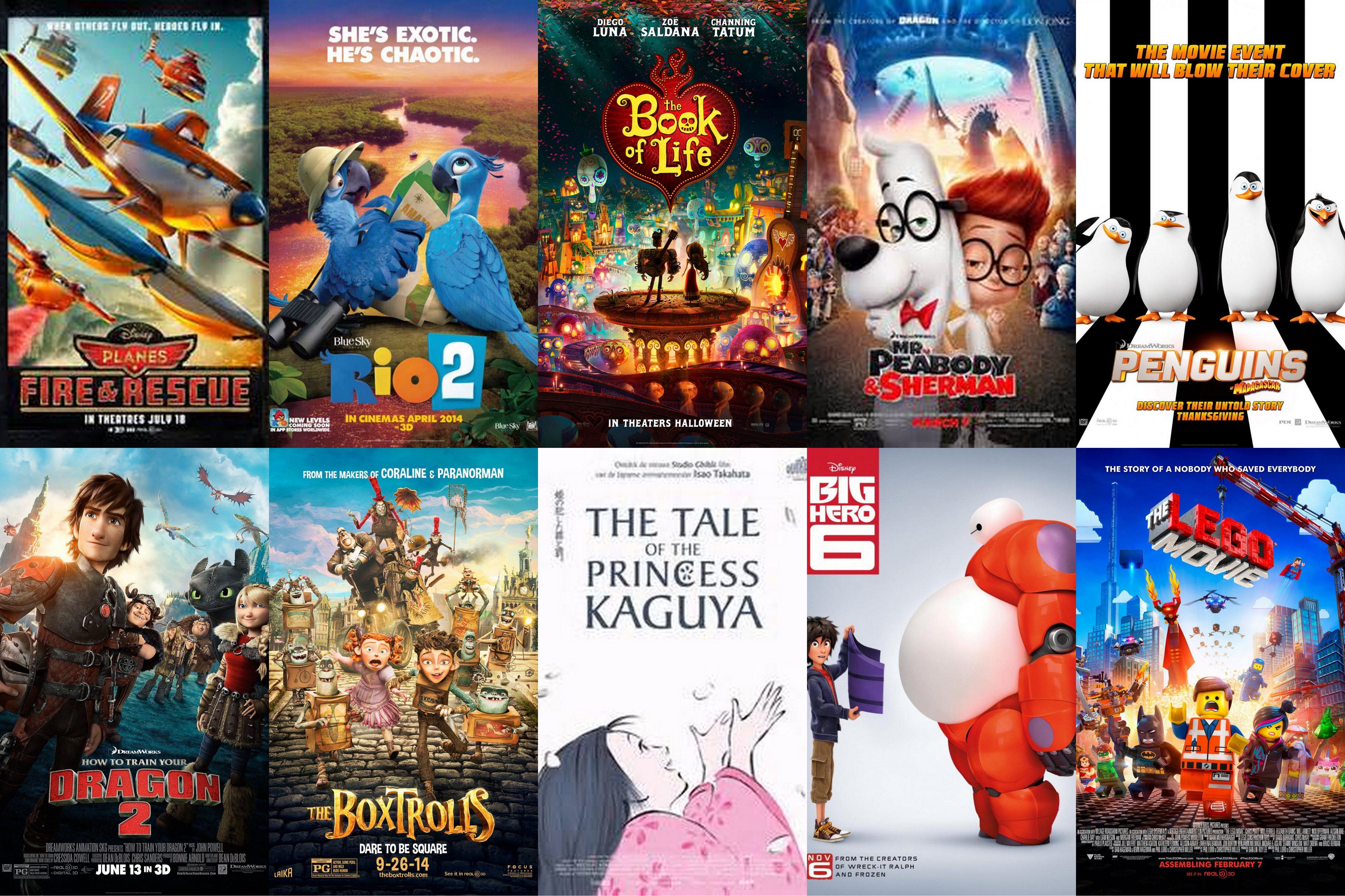 Filme 2014 Liste
