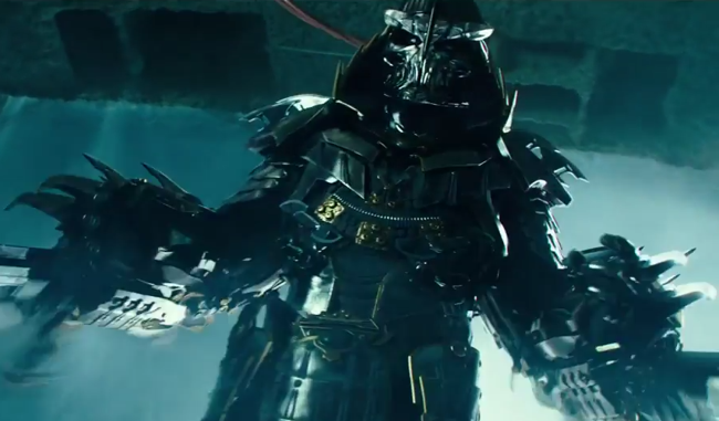 TMNT-Shredder
