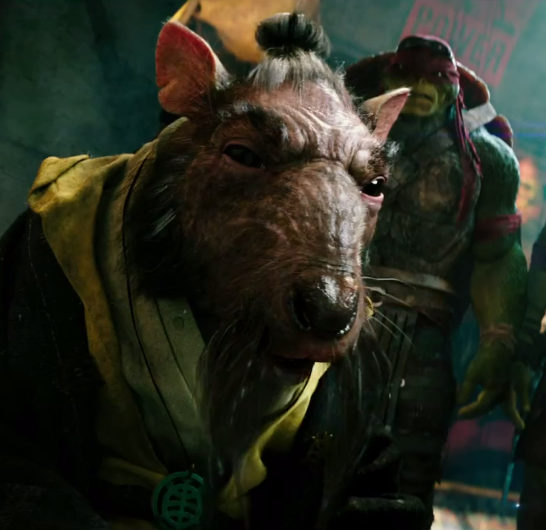 Teenage mutant ninja turtles 2014 review reviewing all - Rat tortues ninja ...