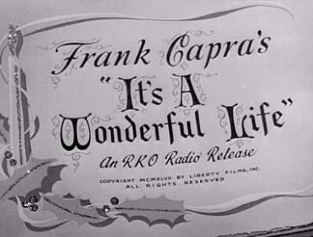 wonderful life title card