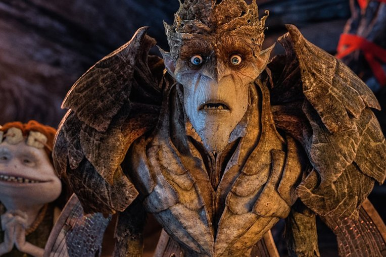 bog king strange magic