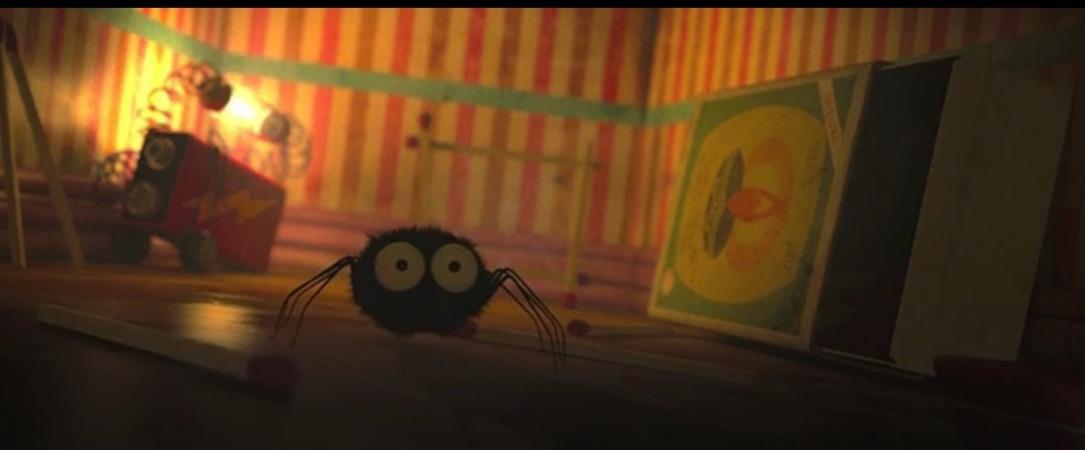 spider miniscule