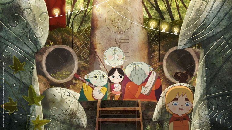 fairies song of the sea