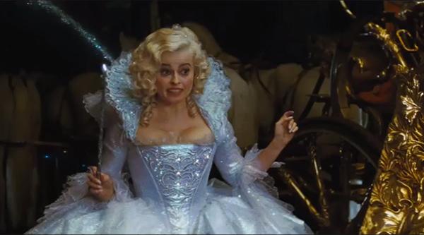 cinderella 2015 fairy godmother