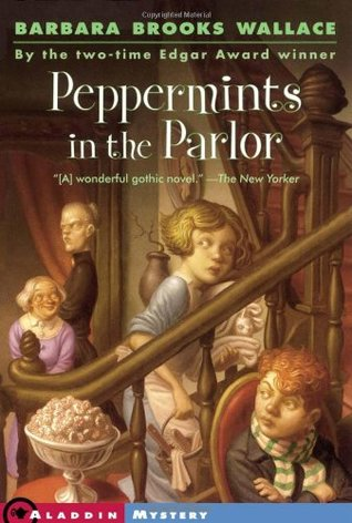 peppermints in parlor