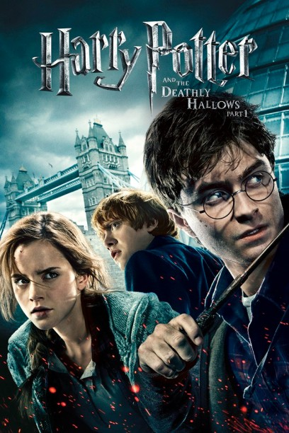 harry potter 7 pt 1