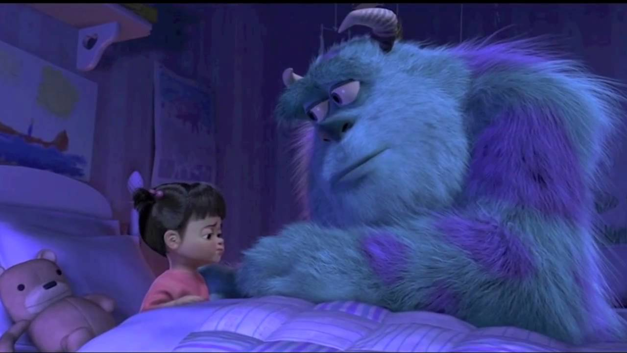 Differences Between Mike Sully And Randall From Monsters Inc: Pixar Review 11: Monsters Inc
