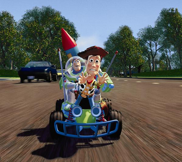 Pixar Review 6- Toy Story – Reviewing All 56 Disney ...