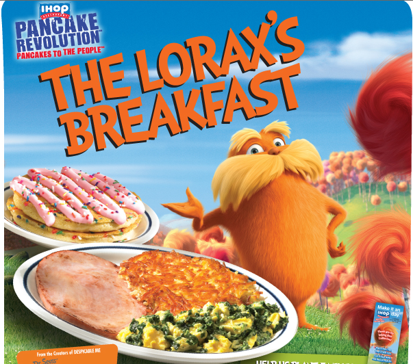 lorax breakfast
