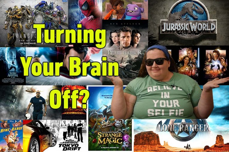 turn brain off