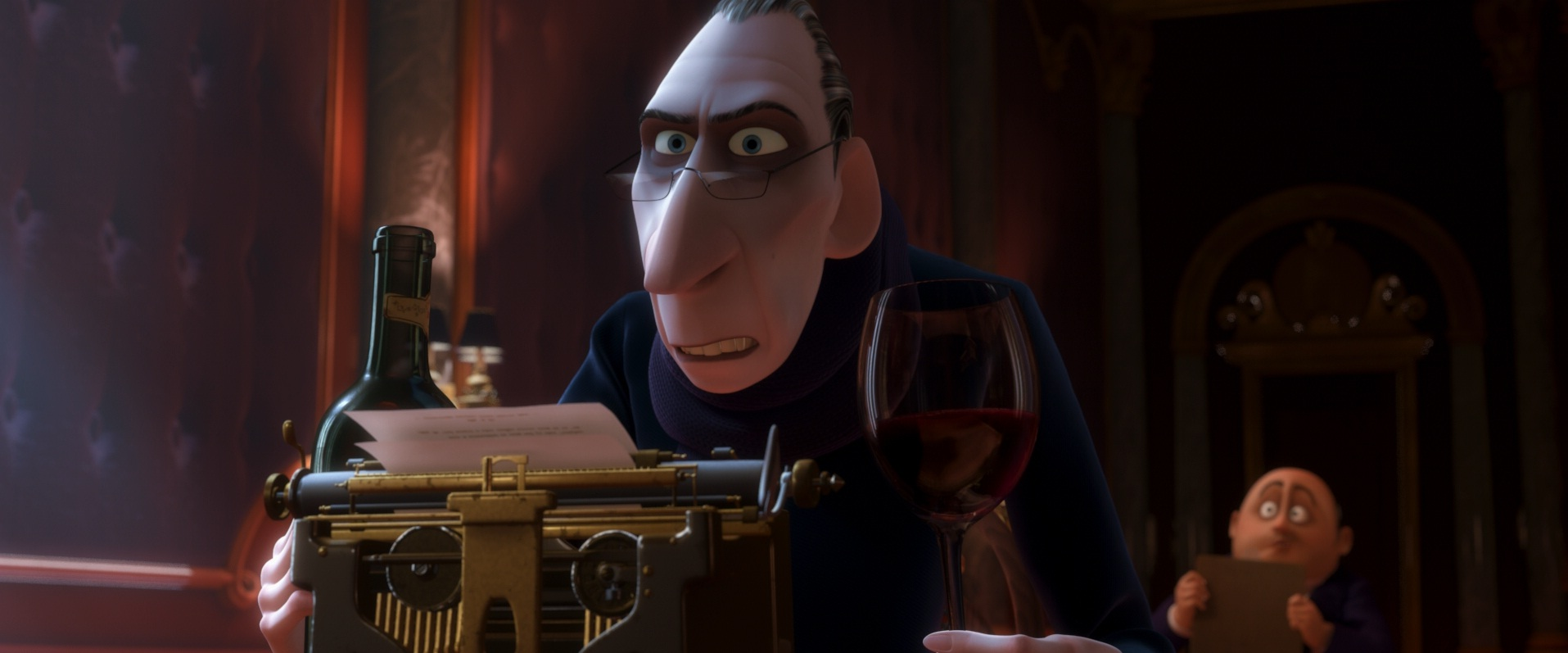 ratatouille sound film analysis Like an old world version of giacchino's jazz-infused, comic-book-kissed score for the incredibles, ratatouille is both elegant and mad, built around a sweet and playful theme called le festin, which is presented both instrumentally and vocally (sung by the charming french star camille) and is as timeless as the dish for which the film is based.