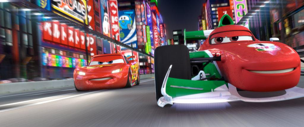 Pixar Review Cars Reviewing All Disney Animated Films