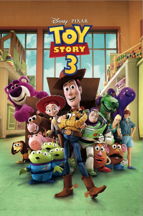 Toy Story 3 Movie : Pixar review toy story reviewing all disney