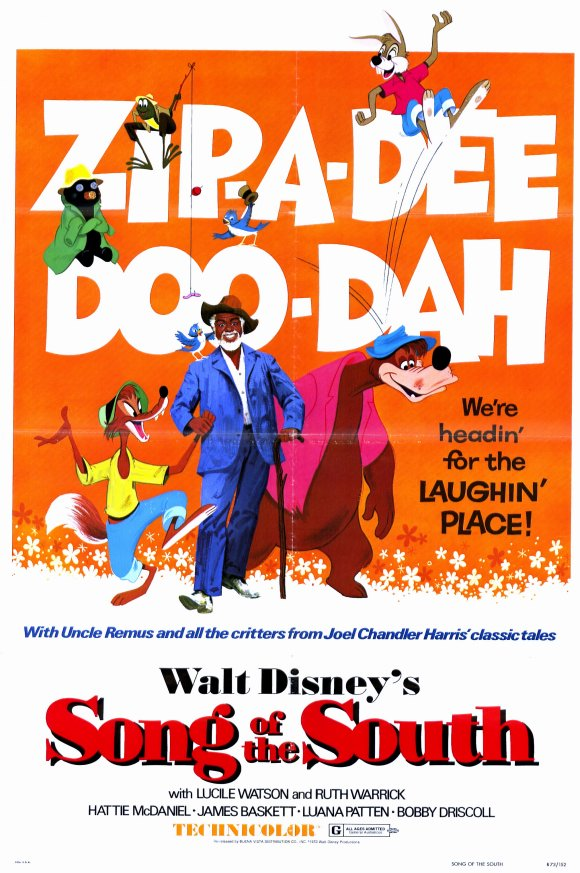 song of the south review reviewing all 56 disney animated films