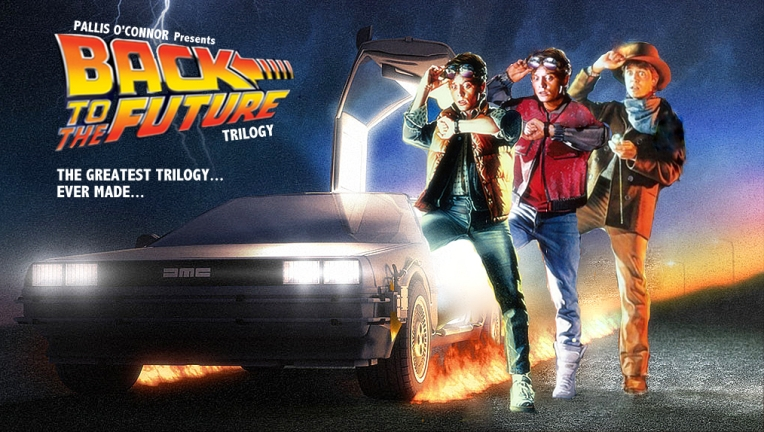 back to the future2