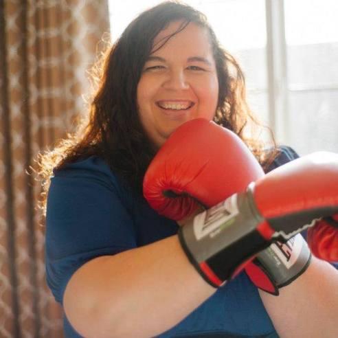boxing Rachel