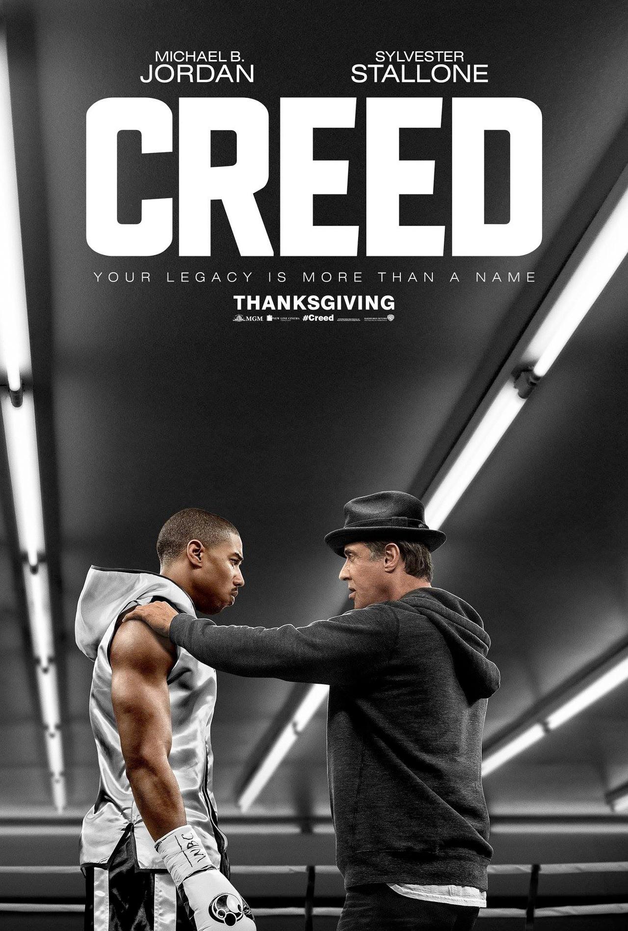 Creed Movies Individuality Theme