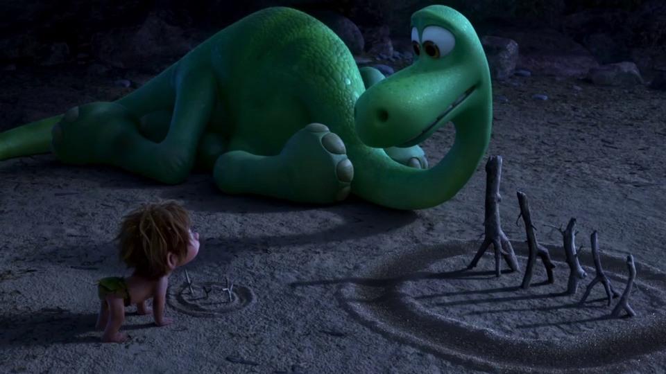 good dinosaur famiy