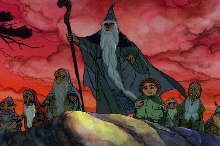 hobbit 1977 2