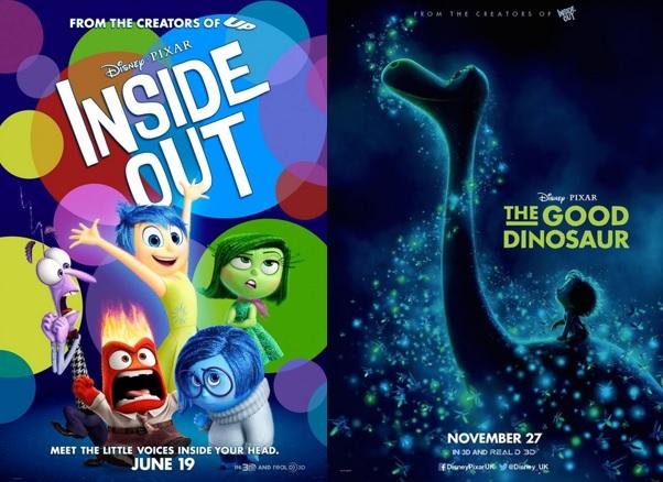 Pixar2015FaceOffPosters
