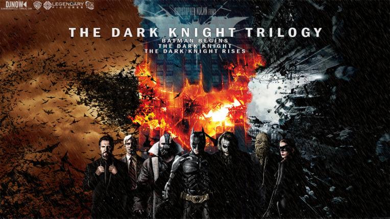 dark knight trilogy