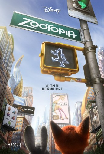zootopia poster