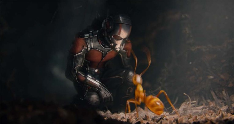 best shot antman