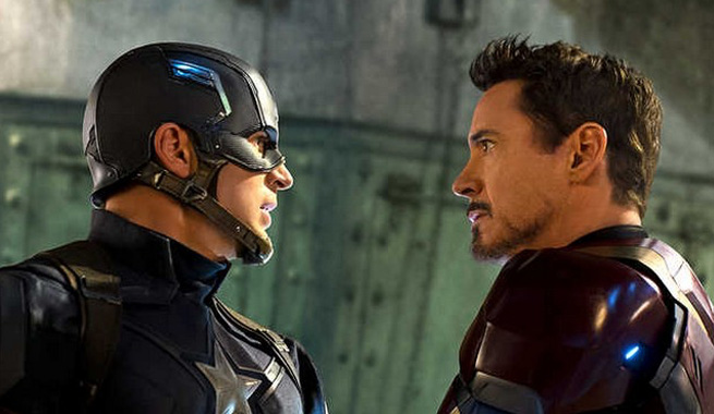 Tony and Steve's different stories is what leads them into conflict
